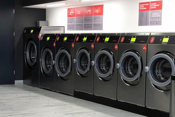 Dział pralni